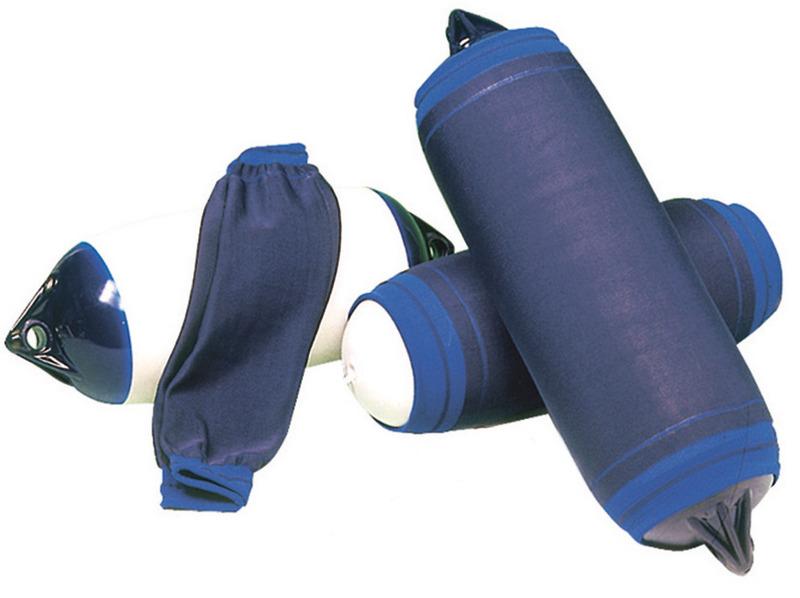 Osculati Fender/überzug A4 Navyblau Kopf