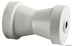 Rullo centrale 130 mm bianco
