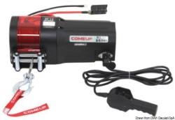 Arganello elettrico 1134 Kg 600W 12V