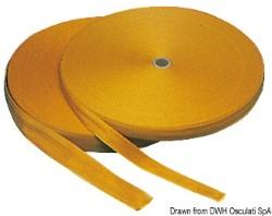 Zespołu nylon, kolor złoty 30 mm