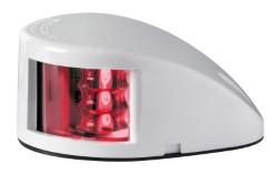 Navigacijska luč Deck Mouse rdeče telo bela ABS