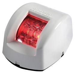 Навигационна светлина червена Mouse Body White ABS