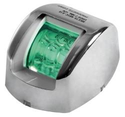 Навигация светлозелено тяло Mouse неръждаема
