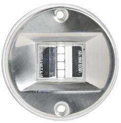 Luce di Via poppa 135° Evoled in acciaio inox (Blister)