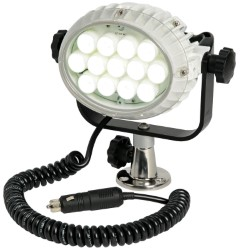 Noć očiju LED svjetlo s osnovnom ravnu montažu