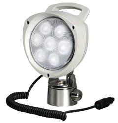 Prijenosni reflektor 7 LED 12/24 V