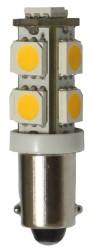 Lampadina 12 V BA9S 8,5 W 95 lm