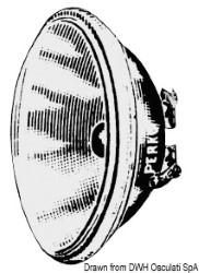 110mm Sealed bombilla profundidad 12V50W