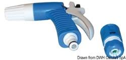 Pompa Whale per lavaggio ponti 18 l/min 12 V