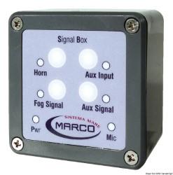 Pannello di controllo supplementare + microfono