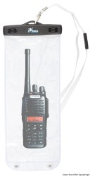 Porta VHF bianco