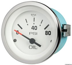 Pressione Olio 0-80 psi