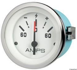 Amperometro Teleflex 60-0-60