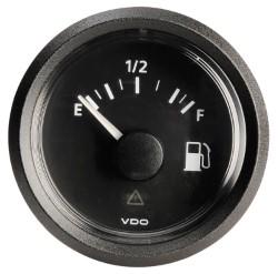 Indicat livello carburante 10/180 Ohm nero