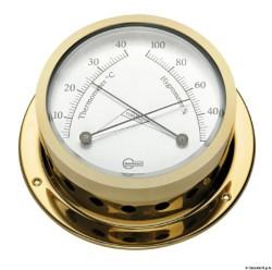 Igro/termometro Barigo Star dorato