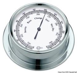 Barigo Regatta hvid barometer