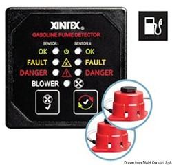 Rilevatore gas/benzina Xintex