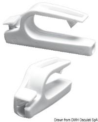 Fender Fix zámok, 6/8 mm kábel