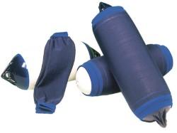 Copriparabordo A1 blu testa elastica, in PP