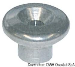 Funghetto 12,5 mm testa maggiorata
