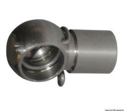 Testina inox sfera 10 mm