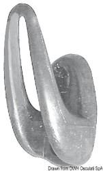 Appendiabiti nylon 55x24 mm