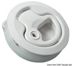 Osculati Spring Latch Nylon Standard