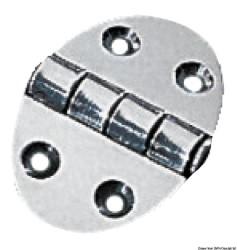 Cerniera 35x51mm 1,5mm viti
