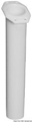Portacanne incasso policarbonato 40 mm