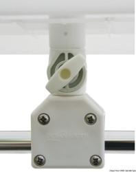 Vassoio per tubi pulpito 25 mm
