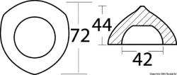 Anodo eliche Max/Prop 41 mm