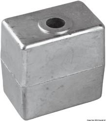 Anodo piede 50/200 HP zinco diam. foro 8