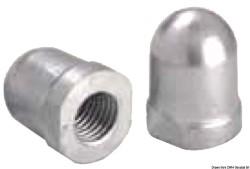 Anodo supporto base gruppi poppieri Mercruiser filetto 12x1,75 mm