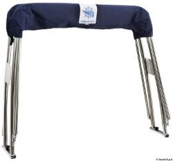 Roll-Bar con cappottina pieghevole 155x330 cm