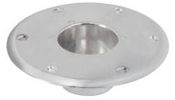 Base de rechange aluminium pour pieds table Ø 160