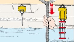 Scaletta emergenza 94 cm