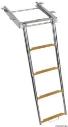 Scaletta con slitta Top Line