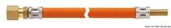 Tubo raccordo liscio RVS 8 x 1000 mm