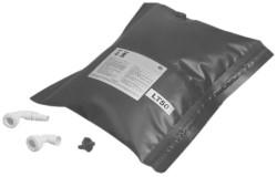 Serbatoio flessibile acque nere/grigie 50 l