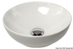 Lavello semisferico ceramica 365 mm