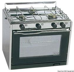 Cucina Classic 3 fuochi con forno