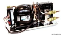 Izotermy chladiaca jednotka w / výparníka