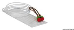 Evaporatore a piastra ad L per frigo max 60 l