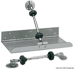 Kit meccanico per flap