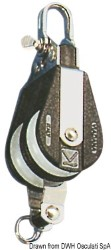 SS boll-b. blocket 2pul.8x34fb