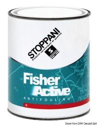 Antivegetativa Fisher Paint blu 0,75 l