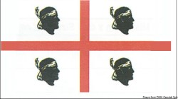 Bandiera Elba 30 x 45 cm